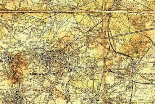 Mapa sztabowa