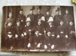Delegacja górników Zagłębia na powtórny pogrzeb H.Sienkiewicza w 1924 r.