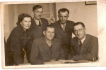 Rada Zakładowa kopalni Juliusz – lata 60.