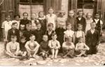 Dzieci z klasy 3a, 1942 r.