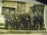 Pracownicy kopalni