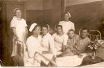 Szpital na Pekinie, 1942 r.