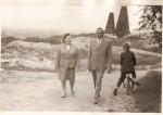 Rodzina Dudów w okolicy Kamionek – 1969 r.