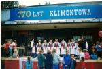 770-lecie Klimontowa