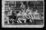 Piłkarze sekcji piłki nożnej KS Górnik (prawdopodobnie w 1955 r.