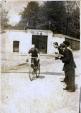 Klimontów 06.05.1952 Wyścig na dystansie 35 km o mistrzostwo klubu Górnik Klimontów